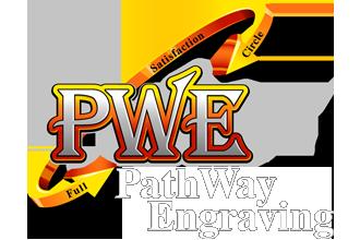 Pathway Engraving